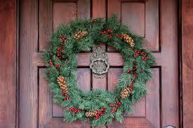 front door wreathIdeas for seasonal front door wreath  The Enchanted Manor