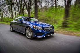 Once you've saved some vehicles, you can view them here at any time. First Drive 2017 Mercedes Benz C300 Coupe