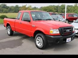 2008 Ford Ranger-XL In O'Fallon | Small Pickup Truck For Sale ...