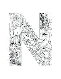 letter n coloring page letter n coloring page 9 pics of coloring pages letter n nest