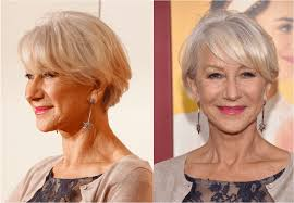 Over 60 Get Haircut Inspiration From These Celebrities