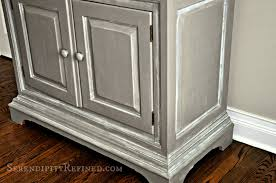 serendipity refined blog reader painted furniture diy help 2 maureen s chalk painted french linen armoire cabinet