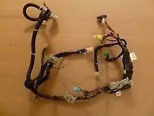 crx si wiring harness 90 91 honda crx oem dash wiring harness si dx hf mint rare