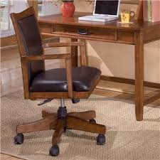 home office furniture indianapolis industrial furniture. Ashley Furniture Cross Island Arm Chair With Swivel/Adj Height Home Office Indianapolis Industrial I