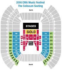 Cma Music Festival Fan Fair Seating Diagram