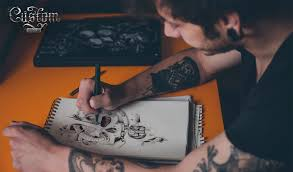 Design Your Dream Tattoo Online Custom Tattoo Design