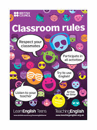 teens classroom rules posters dark purple teachingenglish  teens classroom rules poster completed speech bubbles dark purple large file