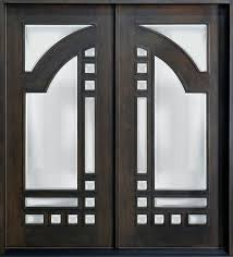 Backyards  Wood Entry Doors From For Builders Inc Solid Big Solid Wood Exterior Doors Home Depot