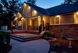 craftsman outdoor lighting sconces