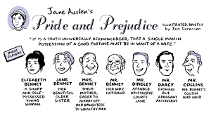 pride and prejudice turns a cartoon celebration npr pride and prejudice turns 200 a cartoon celebration npr