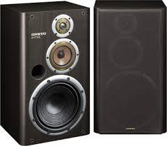 onkyo bookshelf stereo system. the stereo shop onkyo onkyo speakers d-77ne (l/r) pair brand bookshelf system o