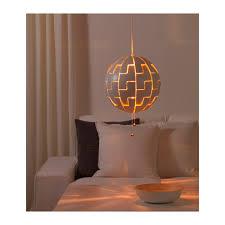 ikea ps 2016 pendant lamp white copper colour