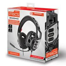 <b>Plantronics</b>® <b>RIG 300HC</b> Stereo Gaming Headset - Switch