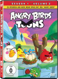 Angry Birds Toons - Season 1, Volume 2 DVD