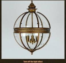 light rural glass orb pendant light for coffee bar bedroom lamp restaurant marks and spencer