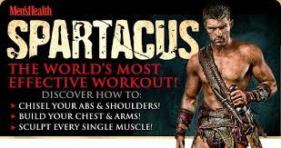 men s health the spartacus workout