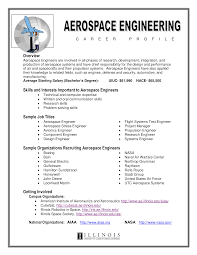 Automotive Engineer Resumes Experienced Aerospace Engineering Resume Templates At