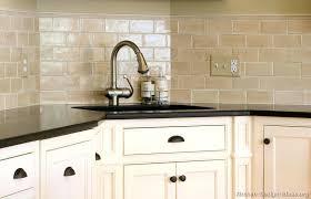 beige subway tile backsplash kitchen idea of the day creamy subway tile behind the sink more ideas beige subway tile backsplash with white cabinets