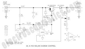 solar charge controller circuit diagram ireleast info 3a 6v 12v solar charge control circuit wiring circuit