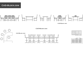 dining chair autocad. dining tables elevation - cad blocks, autocad file chair autocad