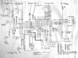 scooter wiring diagrams 1964 honda c110 scooter diy wiring diagrams honda motorcycle wiring diagram nilza net