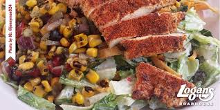 logan s roadhouse on twitter give your meal a kick start with the kickin logan s in salad logansroadhouse t co bjubemgcat