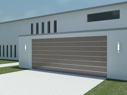 revit 3d models revit garage door glass