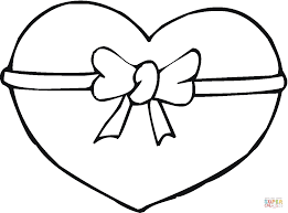Small Picture Emejing Valentines Day Heart Coloring Pages Contemporary
