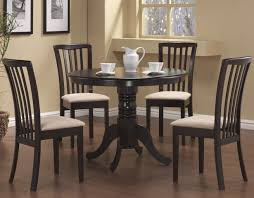 awesome round wooden dining table and chairs 55 in dining room inspiration with round wooden dining