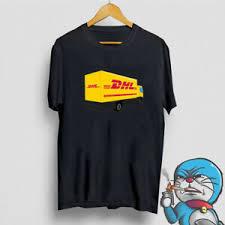 Express Dress Shirt Size Chart Details About Dhl Express Logo Computer Cargo Crew Neck Mens T Shirt Usa Size S 2xl