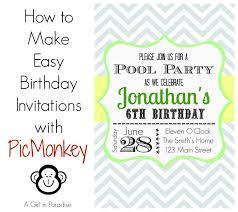 How To Create A Party Invitation How To Make Party Invites Rome Fontanacountryinn Com
