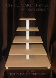 diy large 5 tier cupcake stand cake stand tower custom make your own cupcake stand beautiful and traditionally modern