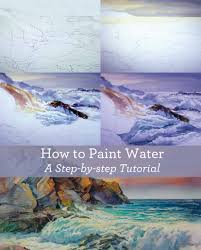 learn how to paint water with this free guide