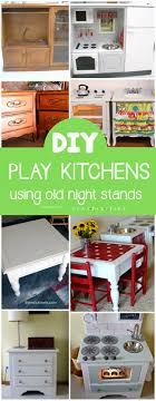 repurposing old furniture