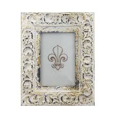 vintage white wood frame sb 5163a 1418822427 jpg