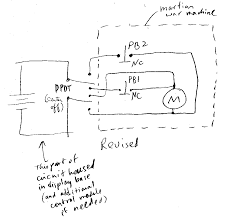 bellerophon s scale modeling blog ii  for starters the circuit diagram i posted in part 3 won t work i drew it in haste and when i started wiring it became clear that the reversing switch