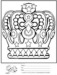Free Printable Coloring Pages For Kids Summer Best Of Luxury Crown