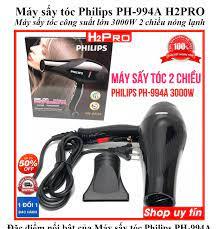 Máy sấy tóc Philips PH-994A H2PRO công suất lớn 3000W máy sấy tóc 2 chiều nóng  lạnh