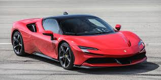 The starting price for this modern ferrari convertible was $21,783 without all of the bells and whistles. 2021 Ferrari Sf90 Stradale Spider Review Pricing And Specs