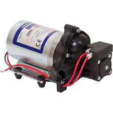 shurflo self priming volt diaphragm water pump gph in shurflo self priming 12 volt diaphragm water pump 180 gph 1 2in