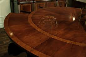 great reion dining tables with elegant and cozy looks incredible round wooden reion dining tables