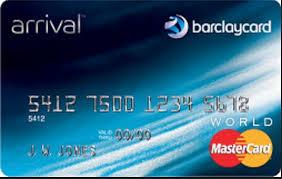 barclays arrival credit card review