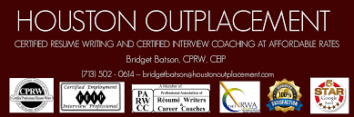 Free Resume Consultation Houston Outplacement CERTIFIED Resume Writing and Interview 89