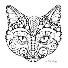 Small Picture cat pictures colouring pages free cat coloring page halloween