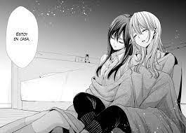Siguiente página | Citrus manga, Yuri manga, Yuri anime