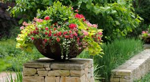 Small Picture Container Garden Design Pictures On Brilliant Home Design Style