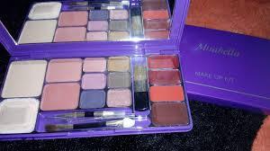 harga natural makeup kit mirabella saubhaya makeup wardah kosmetik palette wardah professional
