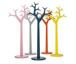 Metal Tree Coat Rack Arboreal Silhouette Decor Metal tree Tree designs and Tree sculpture 64
