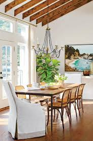 cottage dining rooms. anna braund white cottage dining room see how one designer moved back home to build her dream rooms i