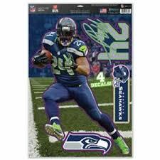 Football-NFL Sports Mem, Cards & Fan Shop NFL Car <b>Auto Sticker</b> ...